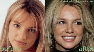 Britney Sexy Pics before nose job