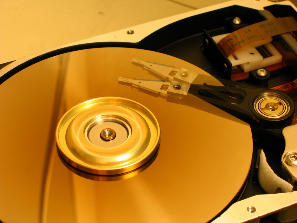 Recover data from raw external hard drive