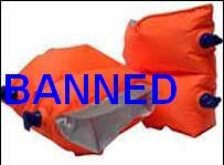 Nanny Bans Armbands