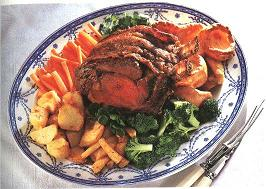 The Roast Beef of Olde England