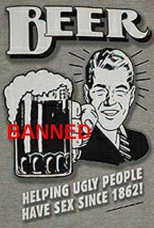 Nanny Bans Beer Goggles