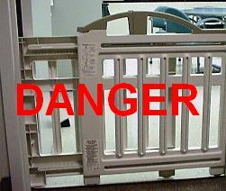 The Dangers of Safety Gates