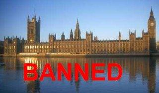 Nanny Bans Parliament