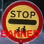 Nanny Bans Lollipop Man