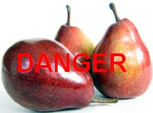 The Dangers of Pears