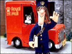 Nanny Bans Postman Pat