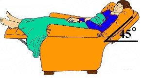 How To Sit In a Reclining Chair