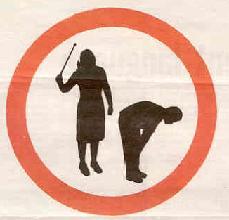 Nanny Bans Naughty Step