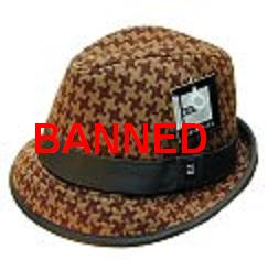 Nanny Bans Trilbys