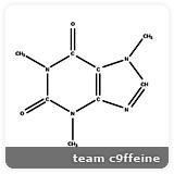Team C9ffeine Logo