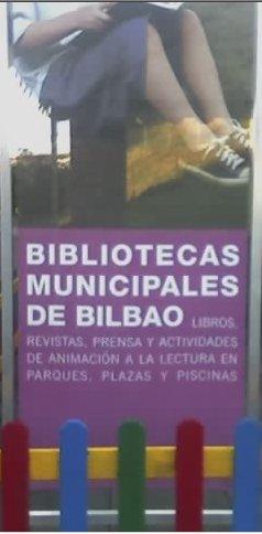 Marketing tecnolog a y vida servicio biblioteca en las for Piscinas municipales bilbao