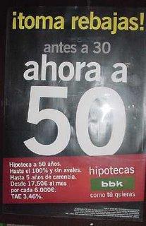 bbk hipoteca 50 años