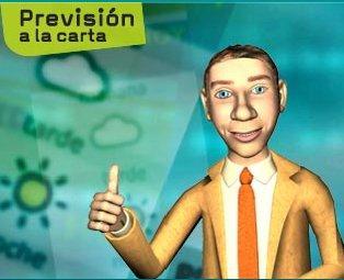 presentador virtual