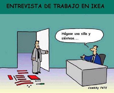 trabajo IKEA