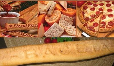 publicidad en el pan
