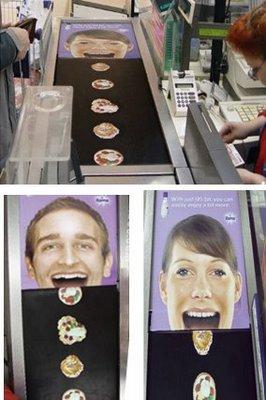 publicidad cintas cajas registradoras