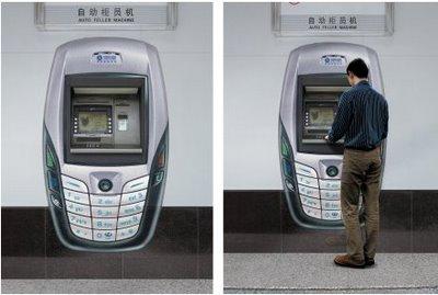 publicidad cajeros automáticos