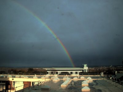 A view of the rainbow
