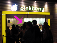 pinkberry in west hollywood
