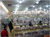 These are not Record Den shoppers, nor is this Record Den