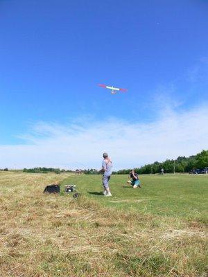 Stork al lancio