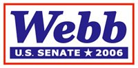 Webb for Senate