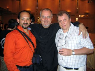 Ja Guns, Harry Sparnaay y Marco Mazzini