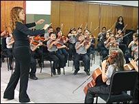 Orquestas en Venezuela - Clariperu