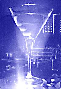 stylised Martini