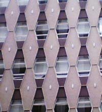 Manchester Unity building - facade detail