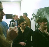 Opening of AaronLaurenceGallery - interior