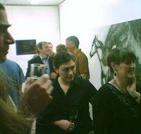 Opening of AaronLaurenceGallery - interior