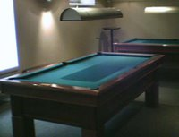 Mystery bar #12 - pool tables