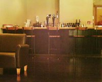 Mystery bar #17 - interior