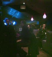 Mystery bar #35 - patrons