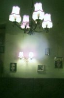 Mystery Bar #41 - wall and lamps