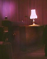 Mystery bar #50 - lamp and stage