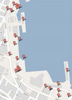 ZoomIn map of Wellington waterfront changes