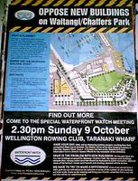 Waterfront Watch poster