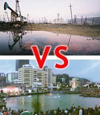 Baku vs Wellington