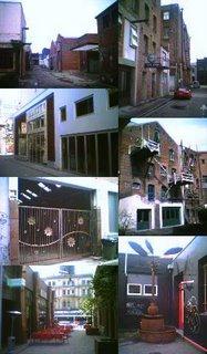 Lichfield Lanes montage (Christchurch)