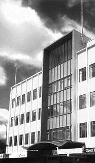 CML building, Lower Hutt