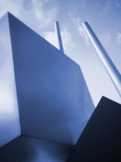 Guy Ngan's 'Geometric Growth' 1974 - detail