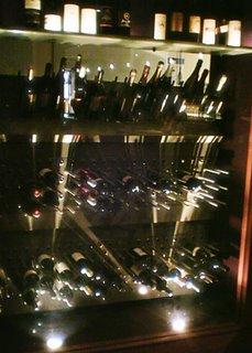 Mystery bar #12 - the wine cellar