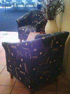 Mystery bar #16 - tub chairs