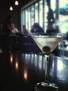 Mystery bar #21 - martini
