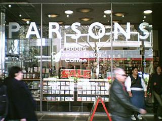 Parsons Books and Music