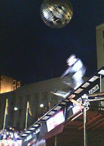 blurry railslide