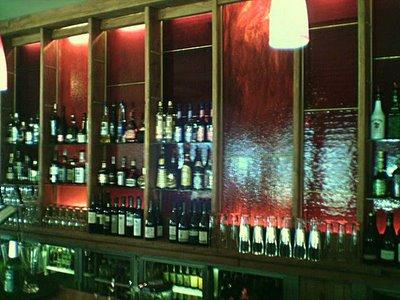 Mystery bar #13 - behind the bar