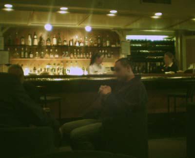 Mystery bar #46 - the bar